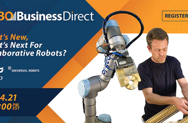What's New, What's Next For Collaborative Robots?