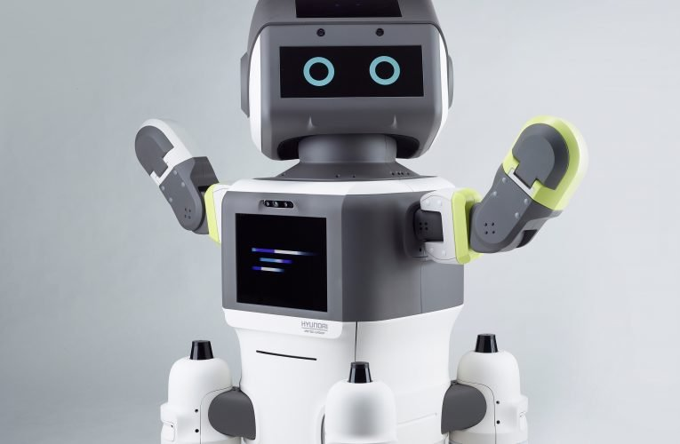 Hyundai Motor Group Introduces Two New Robots