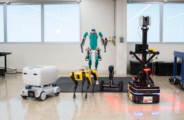 Inside University of Michigan's new $75M robotics facility