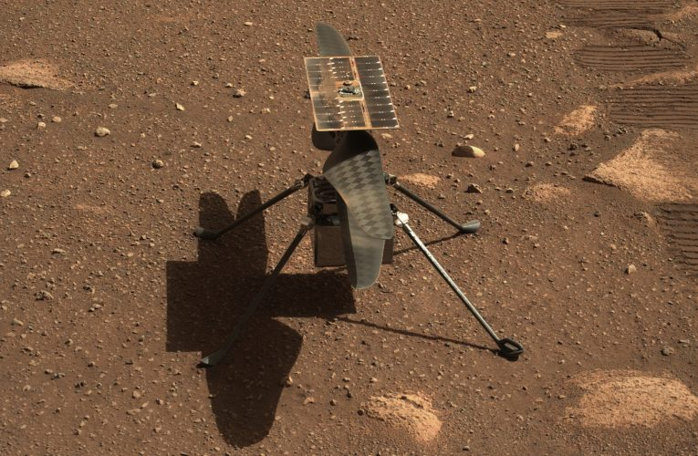 Ingenuity's Chief Pilot Explains How to Fly a Helicopter on Mars