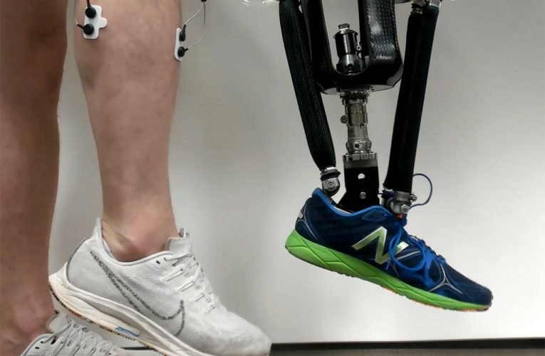 Neural Link to Exoskeleton Parts Drives Better Therapy Results