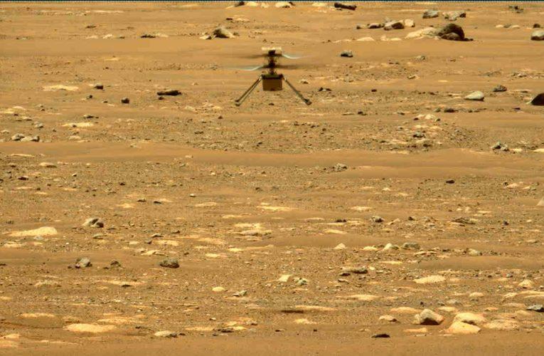 Video Friday: Ingenuity on Mars