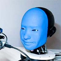 The robot smiled back (w/video)