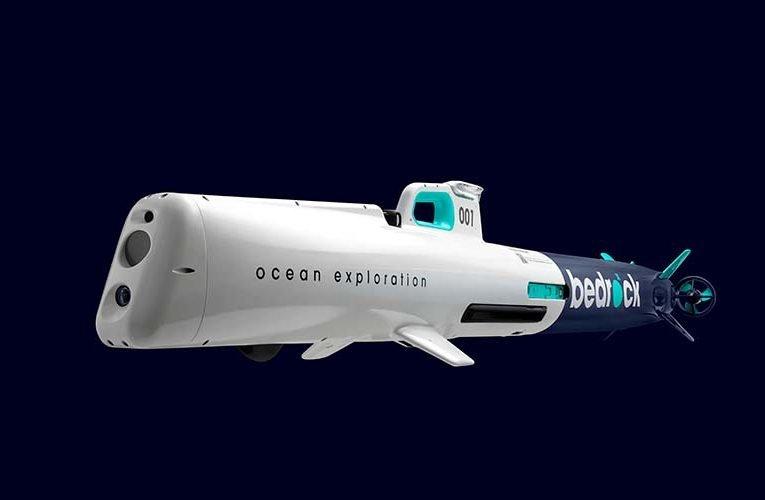 Bedrock deploys autonomous submarine to map the ocean floor