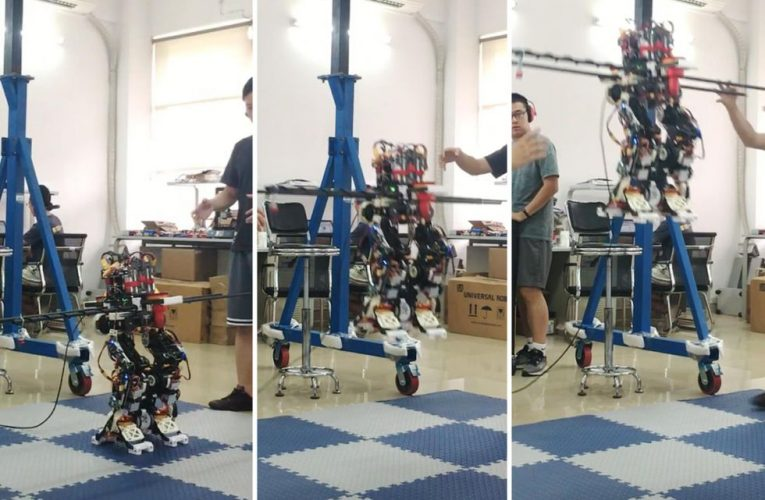 We're Getting Closer to Flying Humanoid Robots