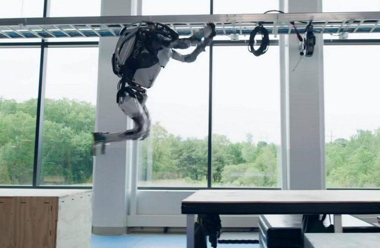 Q&A: Boston Dynamics on Atlas's Parkour Skills