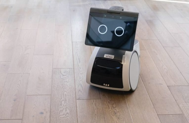 Amazon Astro robot: been there, done that