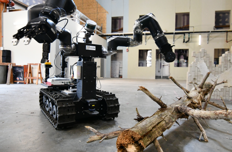 How the U.S. Army Is Turning Robots Into Team Players