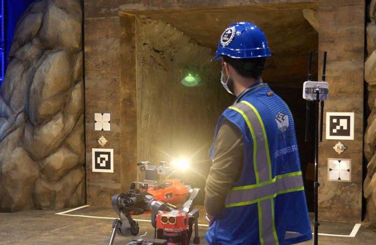 Video Friday: DARPA Subterranean Challenge Final