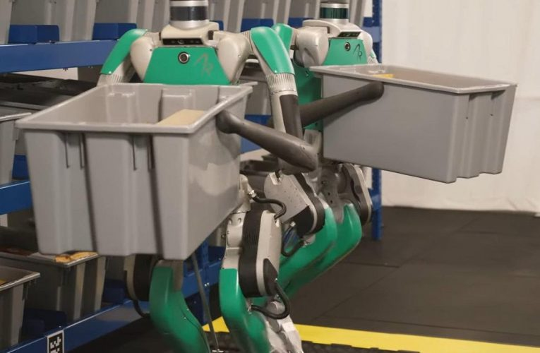 Agility Robotics' Digit Is Getting Back to Work