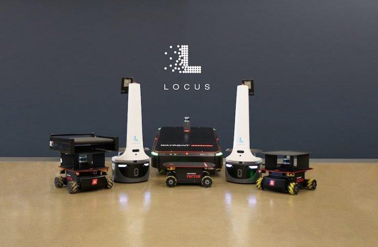Locus Robotics acquires Waypoint Robotics to diversify AMR lineup