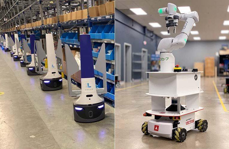 Locus Robotics on target with Waypoint Robotics acquisition