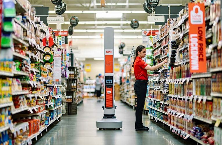 Hy-Vee deploys Tally robots to count in-store inventory