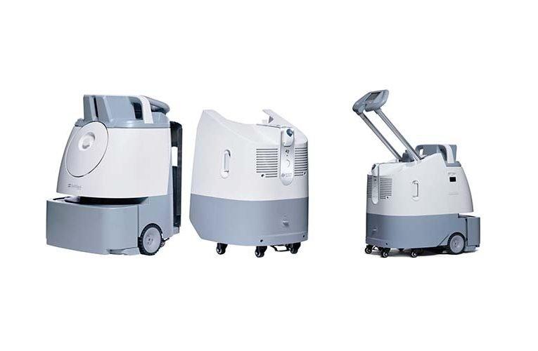 Whiz Gambit combines autonomous vacuuming with disinfection