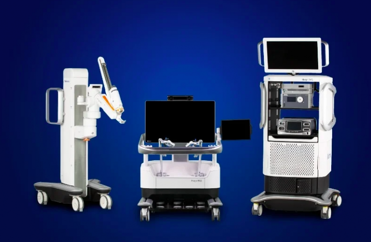 Medtronic's Hugo robot surgical system receives CE approval